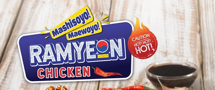 NEW : Ramyeon Chicken by Texas Chicken
