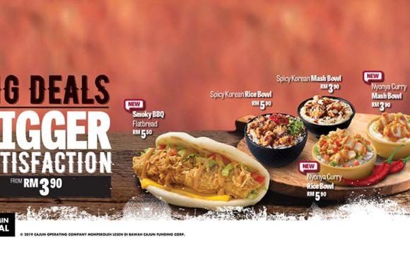 NEW Big Deals! @Texas Chicken