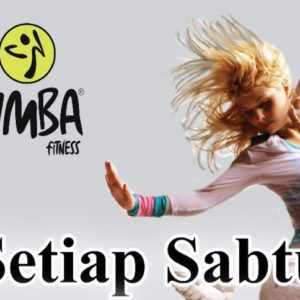 Free Zumba Every Saturday!