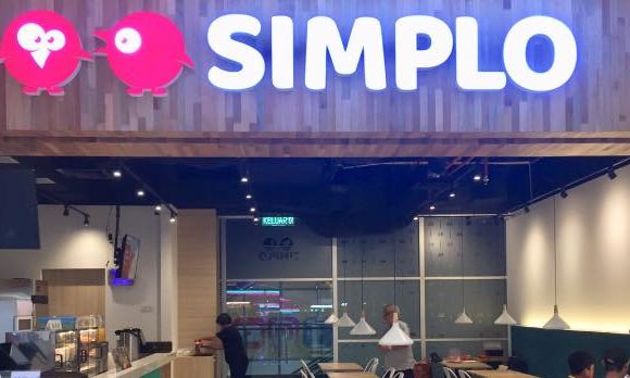 Simplo Fried Chicken is officially open at Level 1