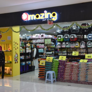 New Outlet : Amazing Pet Shop @Level 1