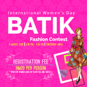 Batik Fashion Contest