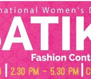 BAATIK FASHION CONTEST